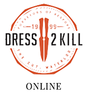 Dress2Kill Retina Logo