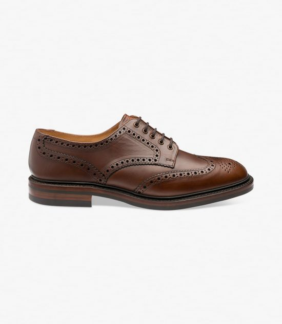 Loake Chester Brown