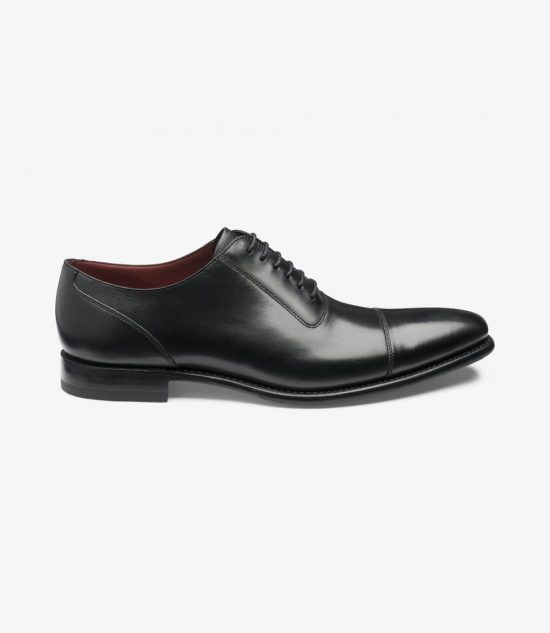 Loake Larch Black
