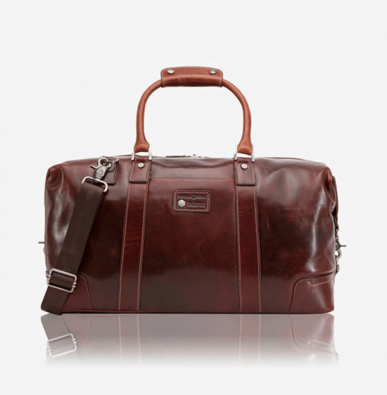 Large Cabin Holdall Tobacco (50cm)